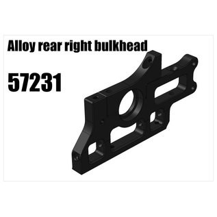 RS5 Modelsport Alloy rear right bulkhead