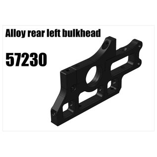 RS5 Modelsport Alloy rear left bulkhead