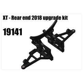 RS5 Modelsport XT - Rear end 2018 upgrade kit