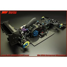 RS5 Modelsport XF 2018 Formula One Chassis kit