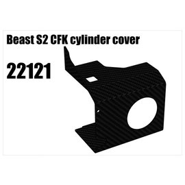 RS5 Modelsport Beast S2 CFK cylinder cover