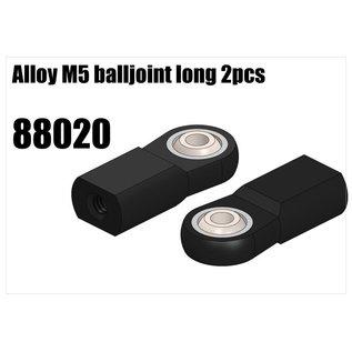 RS5 Modelsport Alloy M5 balljoint long 2pcs