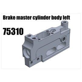 RS5 Modelsport Brake alloy master cylinder body left
