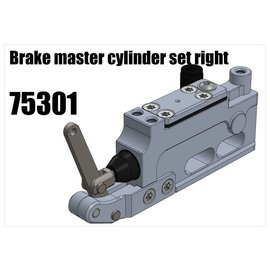 RS5 Modelsport Brake master cylinder set right