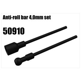 RS5 Modelsport Anti-roll bar 4mm set