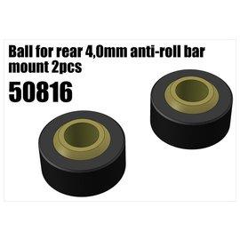 RS5 Modelsport Plastic ball joint for anti-roll bar holder 4mm