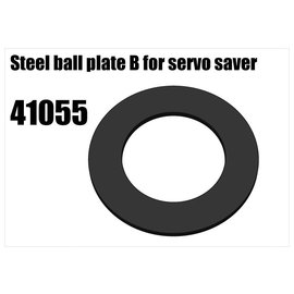 RS5 Modelsport Steel ball plate B for servo saver