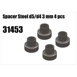 RS5 Modelsport Steel d5/d4 spacer 3mm