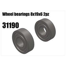 RS5 Modelsport Wheel bearing 8x19x6