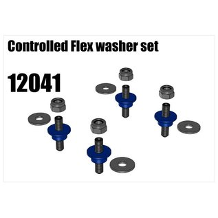 RS5 Modelsport Alloy small controlled Flex washer set