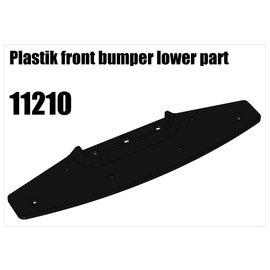 RS5 Modelsport Plastik front bumper lower part