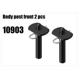 RS5 Modelsport Plastic body post