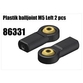 RS5 Modelsport Plastik balljoint M5 left