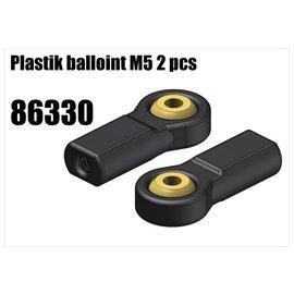 RS5 Modelsport Plastik balloint M5 right