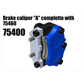"RS5 Modelsport Brake caliper ""A"" complette with 75460"