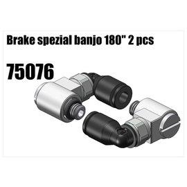 """RS5 Modelsport Brake spezial banjo 180"""""""