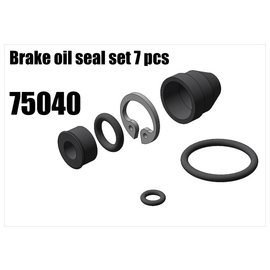 RS5 Modelsport Brake oil seal set 7 pcs
