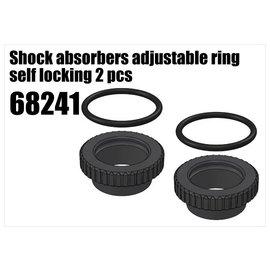 RS5 Modelsport Shock absorbers adjustable ring self locking