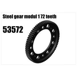 RS5 Modelsport Steel gear modul 1 72 teeth