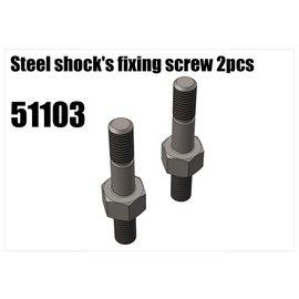 RS5 Modelsport Steel shock's fixing screw