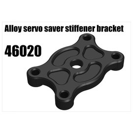 RS5 Modelsport Alloy servo saver stiffener bracket
