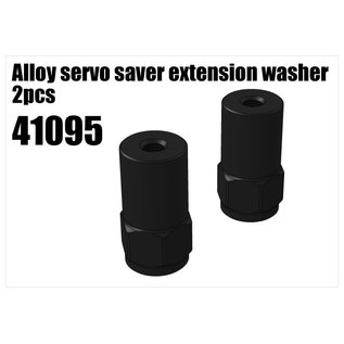 RS5 Modelsport Alloy servo saver extension washer 2pcs
