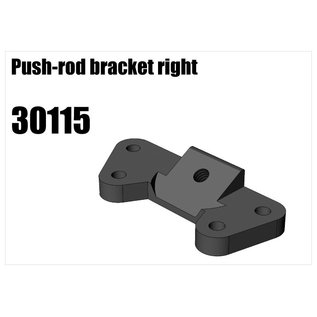 RS5 Modelsport Alloy push-rod bracket right