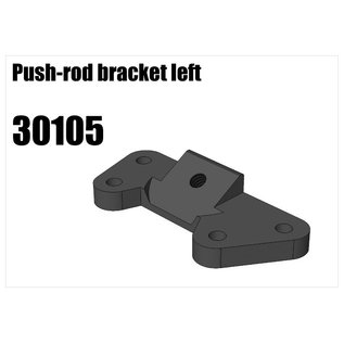 RS5 Modelsport Alloy push-rod bracket left
