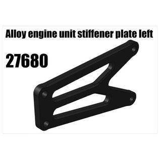 RS5 Modelsport Alloy engine unit stiffener plate left