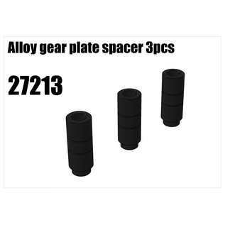 RS5 Modelsport Alloy gear plate spacer 3pcs