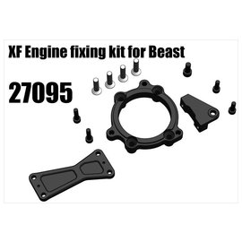 RS5 Modelsport XF Engine fixing kit for Beast