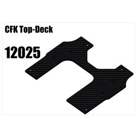 RS5 Modelsport CFK Top-Deck