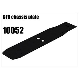 RS5 Modelsport CFK chassis plate