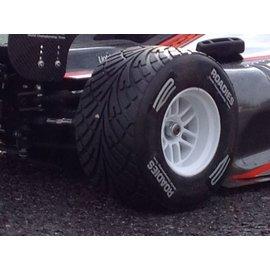Roadies F1 Regen Reifen Magic (Compound F1) Heck