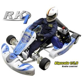 HARM Racing RK1 kart chassis