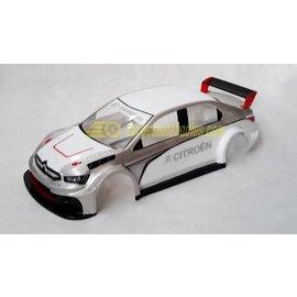 Largescalebodies.com Citroen C-Elisee WTCC 2014 body