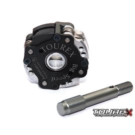 Tourex Big Speed automatic clutch