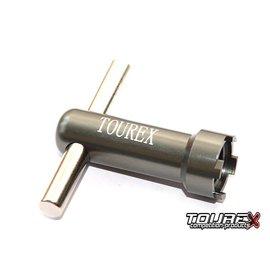Tourex Clutch adjustment & installation tool