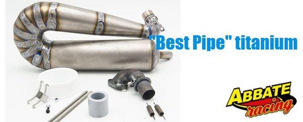Titan Best Pipe