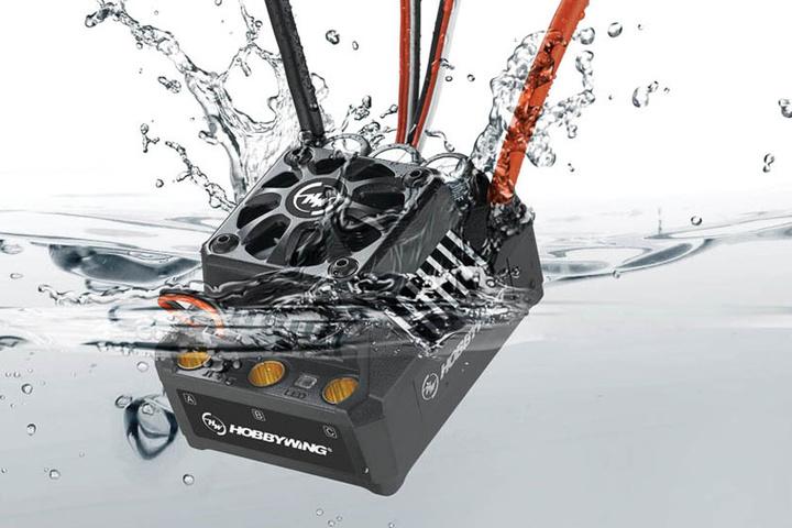 Hobbywing Ezrun MAX6-V3  Brushless Regler 160A