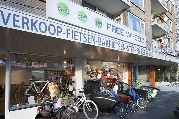Free Wheely Amsterdam