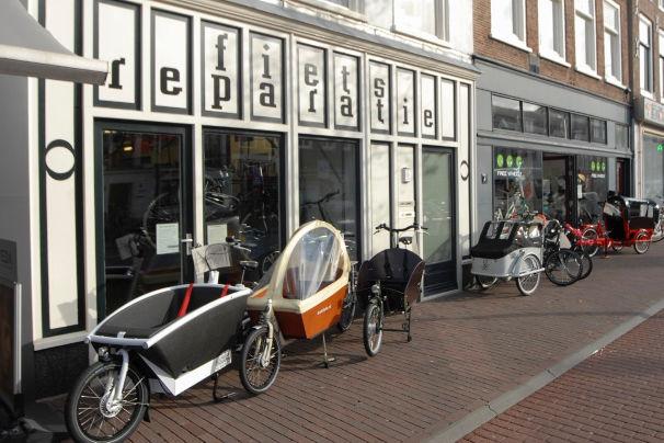 Free Wheely Haarlem