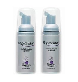 RapidLash Duopak RapidHair Haargroei Formule 2 x 50ml