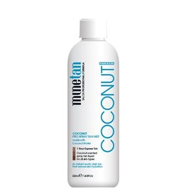 MineTan Mine Tan Pro Solution Coconut 14% DHA 220ml Spray Tanning Mist