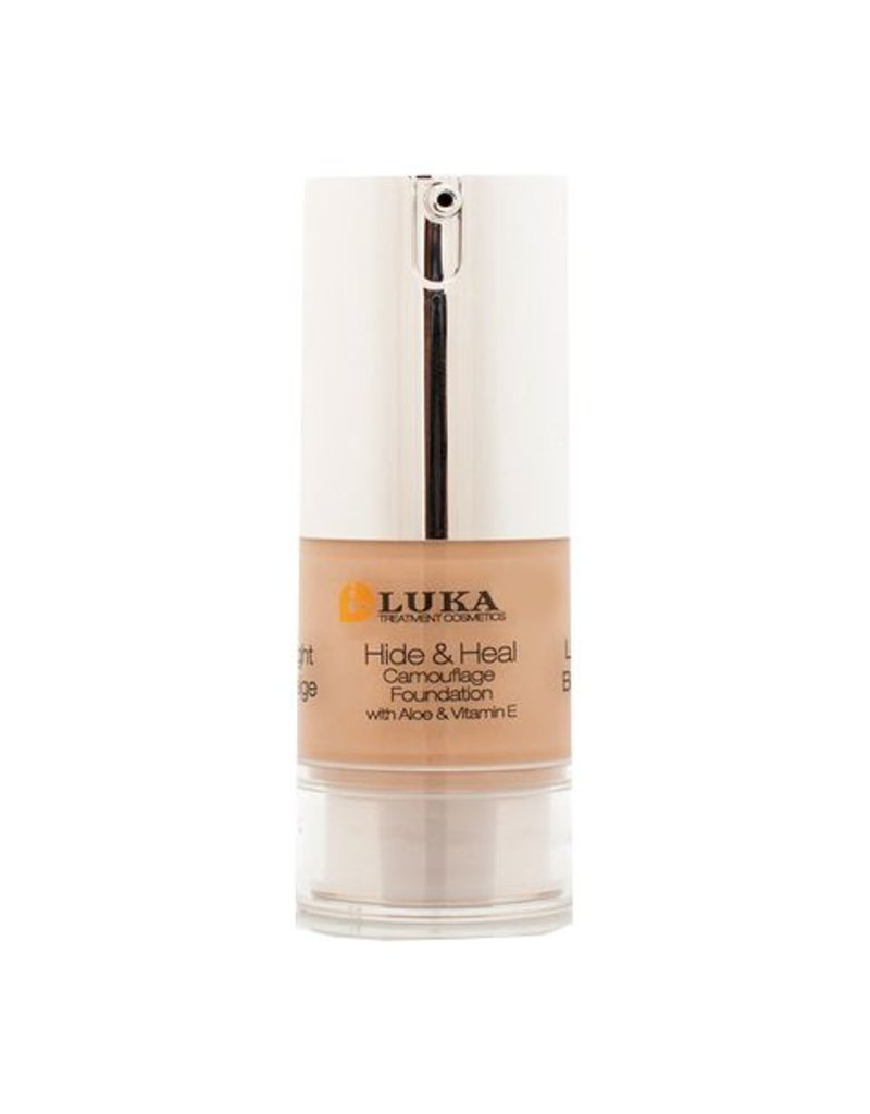 Luka Cosmetics Hide & Heal Camouflage Foundation by Luka Cosmetics *