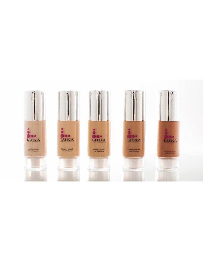 Luka Cosmetics Nearly Naked Tinted Moisturizer by Luka Cosmetics - Biologisch / Organic