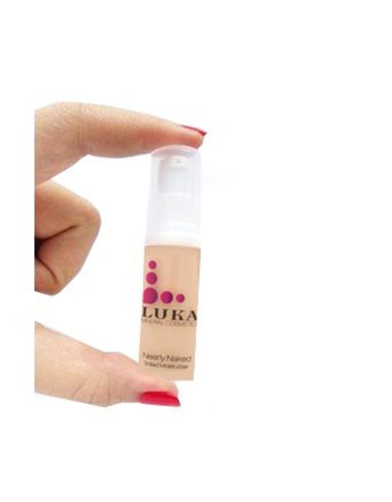 Luka Cosmetics Reisflacon Nearly Naked Tinted Moisturizer by Luka Cosmetics - Biologisch / Organic