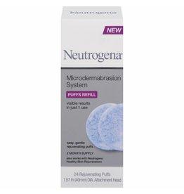 Neutrogena Neutrogena Microdermabrasion Navulverpakking