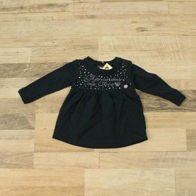 Le Chic DONKERBLAUW T-SHIRT | Le Chic | maat 68