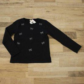 Zara BLAUWE T-SHIRT | Zara | maat 140
